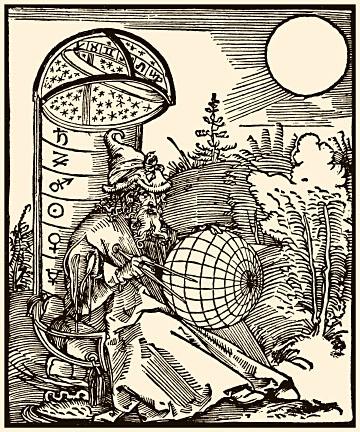 Albrecht Dürer: De scientia motus orbis, 1504