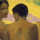 Paul Gauguin: Tři Tahiťané, 1899