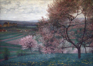 Josef Klír (1860–1916): Jarní Slavkov