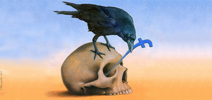 Pawel Kuczynski: Something in your eye (2014)