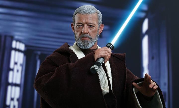 Star Wars: Alec Guinness jako Obi-Wan Kenobi