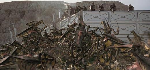 Hvězdná pěchota, military sci-fi podle románu Roberta A. Heinleina (USA, 1997, režie: Paul Verhoeven)