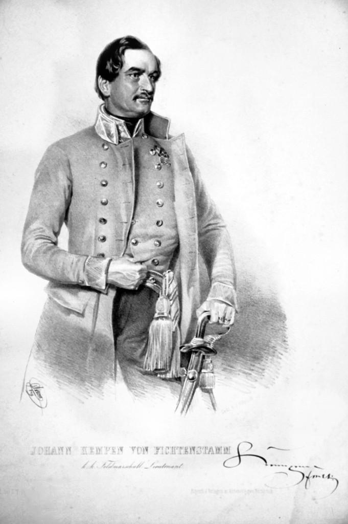 Johann Franz baron Kempen von Fichtenstamm